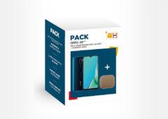Excellente offre sur le smartphone Oppo A9 + enceinte Bluetooth