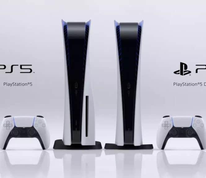 Pécommande PS5