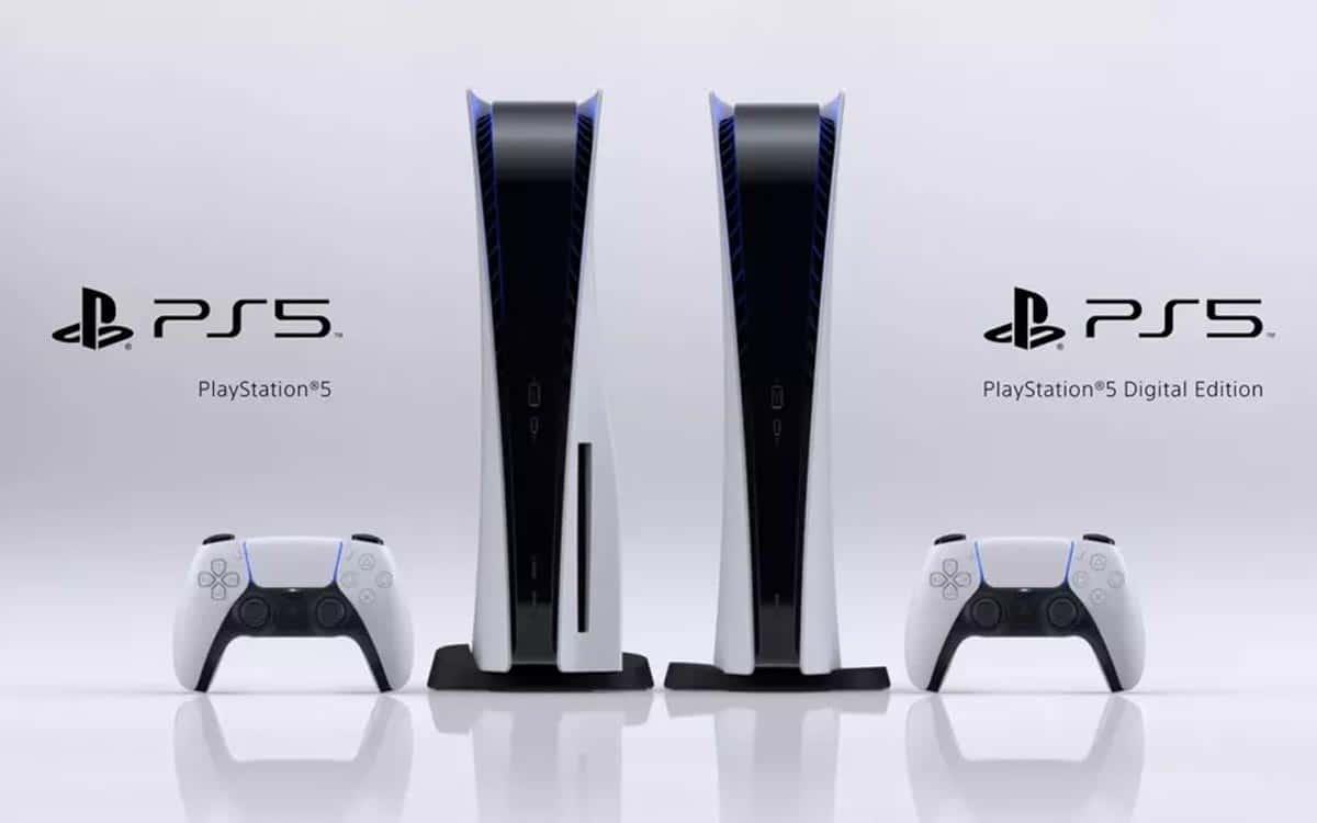 PS5 remote control