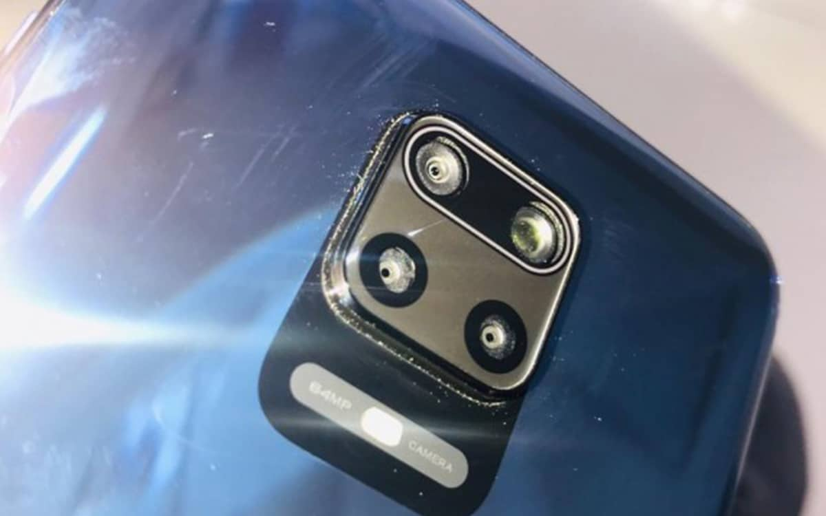 redmi note 9 défaut fabrication appareil photo - Redmi Note 9: the camera has a manufacturing defect, Xiaomi replaces the failed units - PhonAndroid