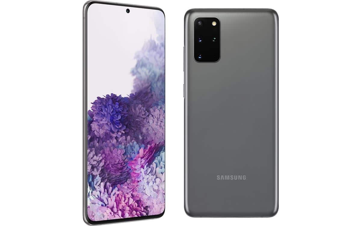 Le Galaxy S20+