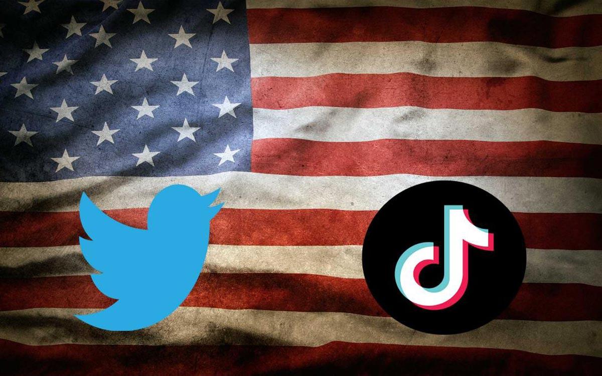Twitter et TikTok discutent d'une fusion
