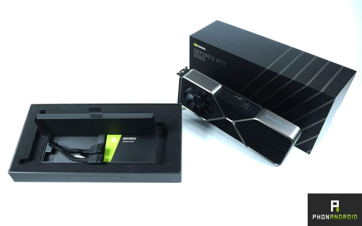 La RTX 3080