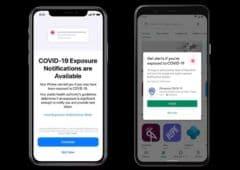 Apple Google luttent contre le covid