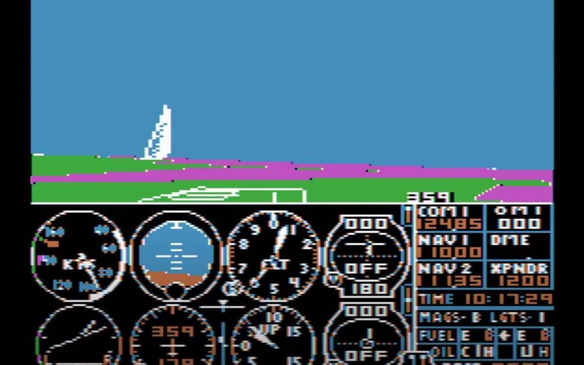 Flitgh Simulator