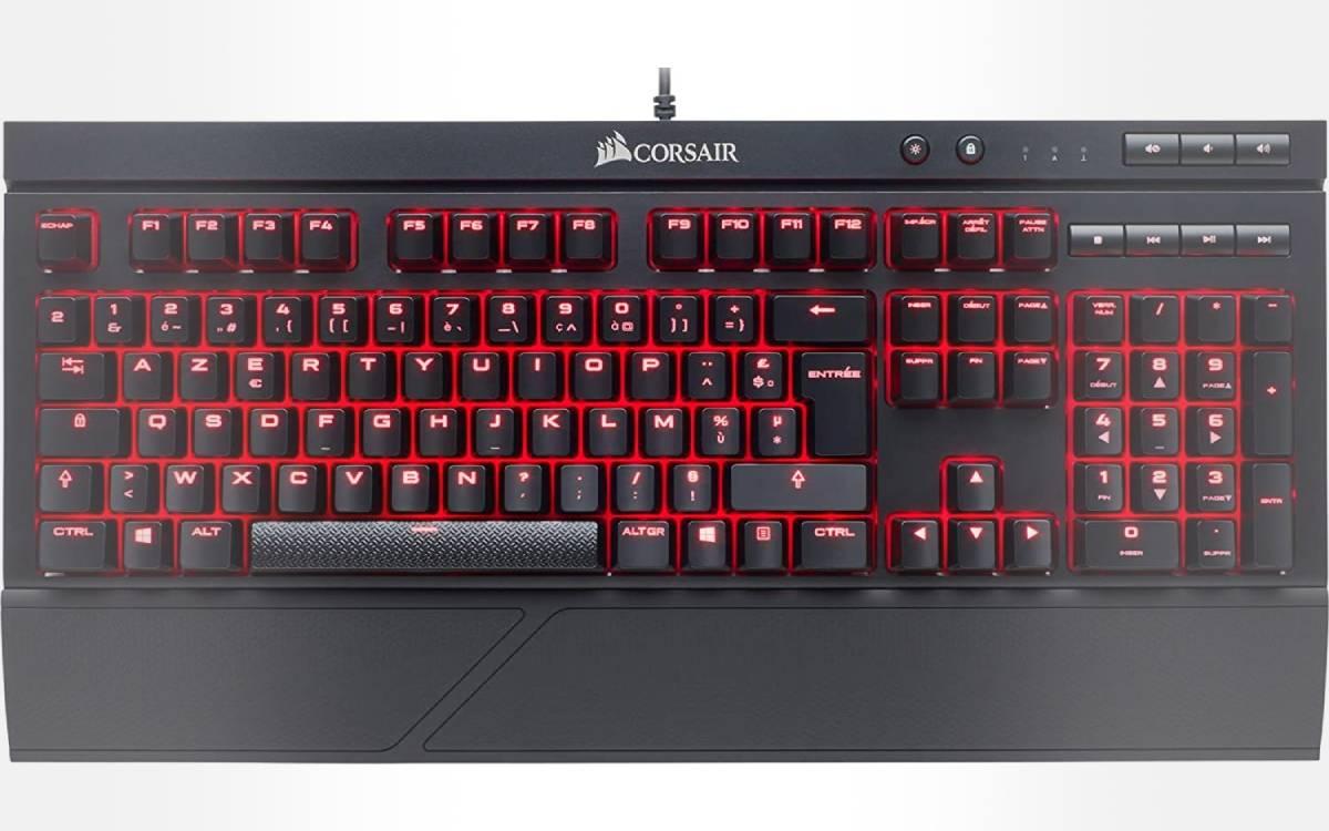 clavier mécanique gaming Corsair K68 pas cher