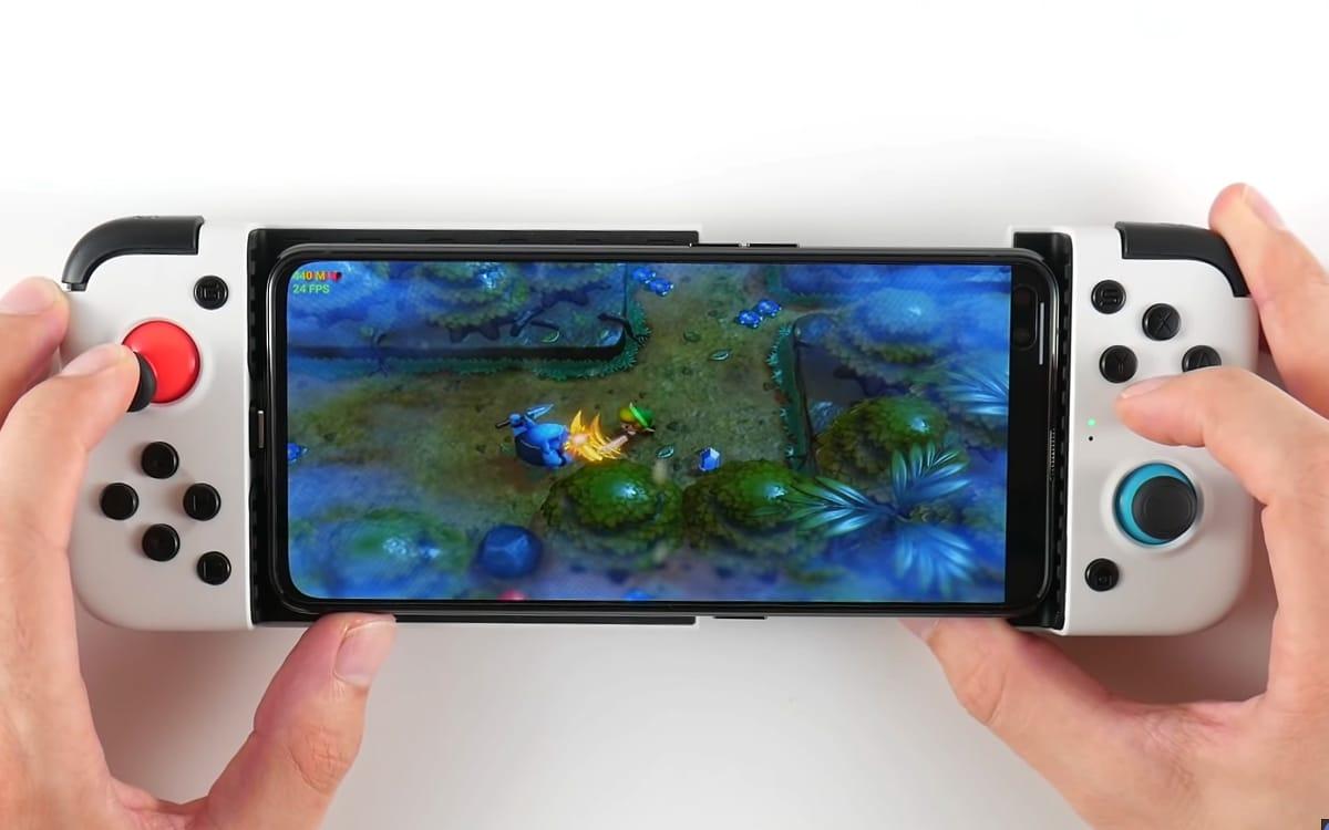 Emulateur Switch sur Android