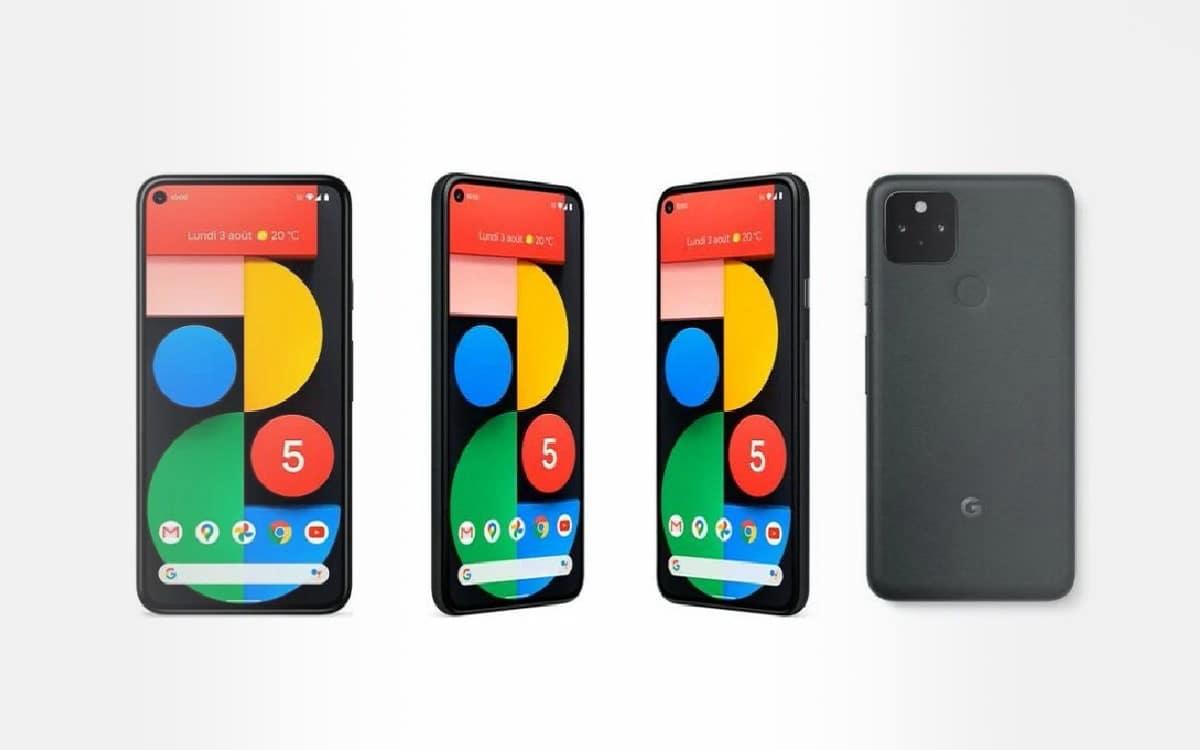 google pixel 5 meilleur prix