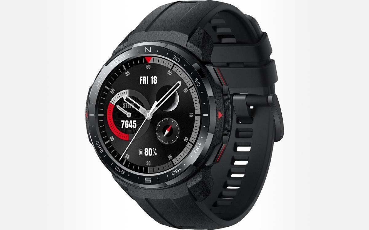 montre connectée Honor Watch GS Pro pas chère