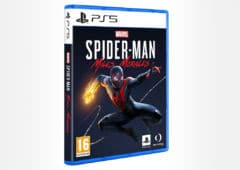 Marvel's Spider Man Miles Morales sur PS5