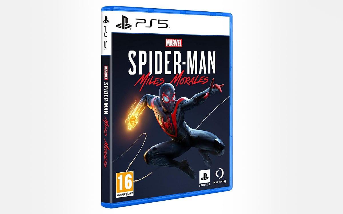 Marvel's Spider-Man Miles Morales sur PS5 meilleur prix