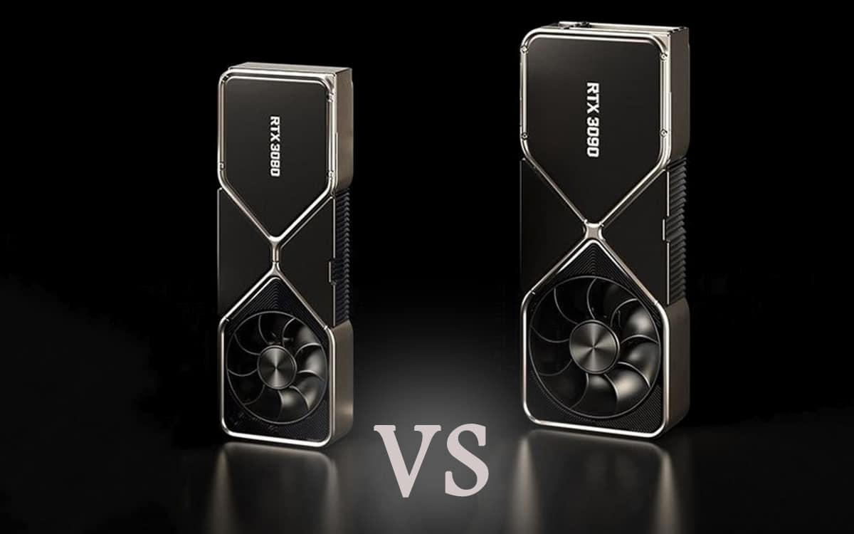 Nvidia RTX 3080 vs RTX 3090