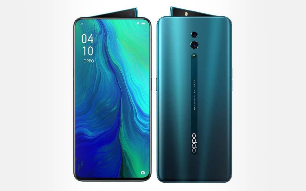 Oppo Reno 256 GB cheap