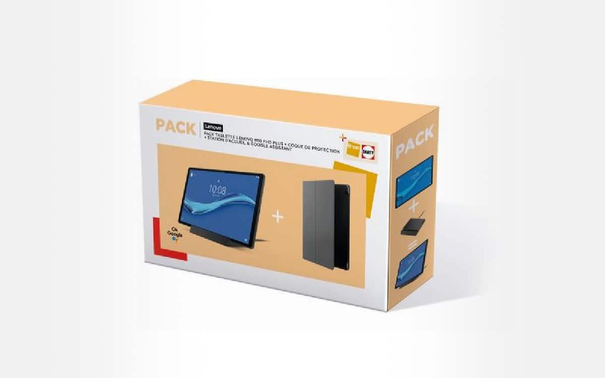 Tablette Lenovo Tab M10+