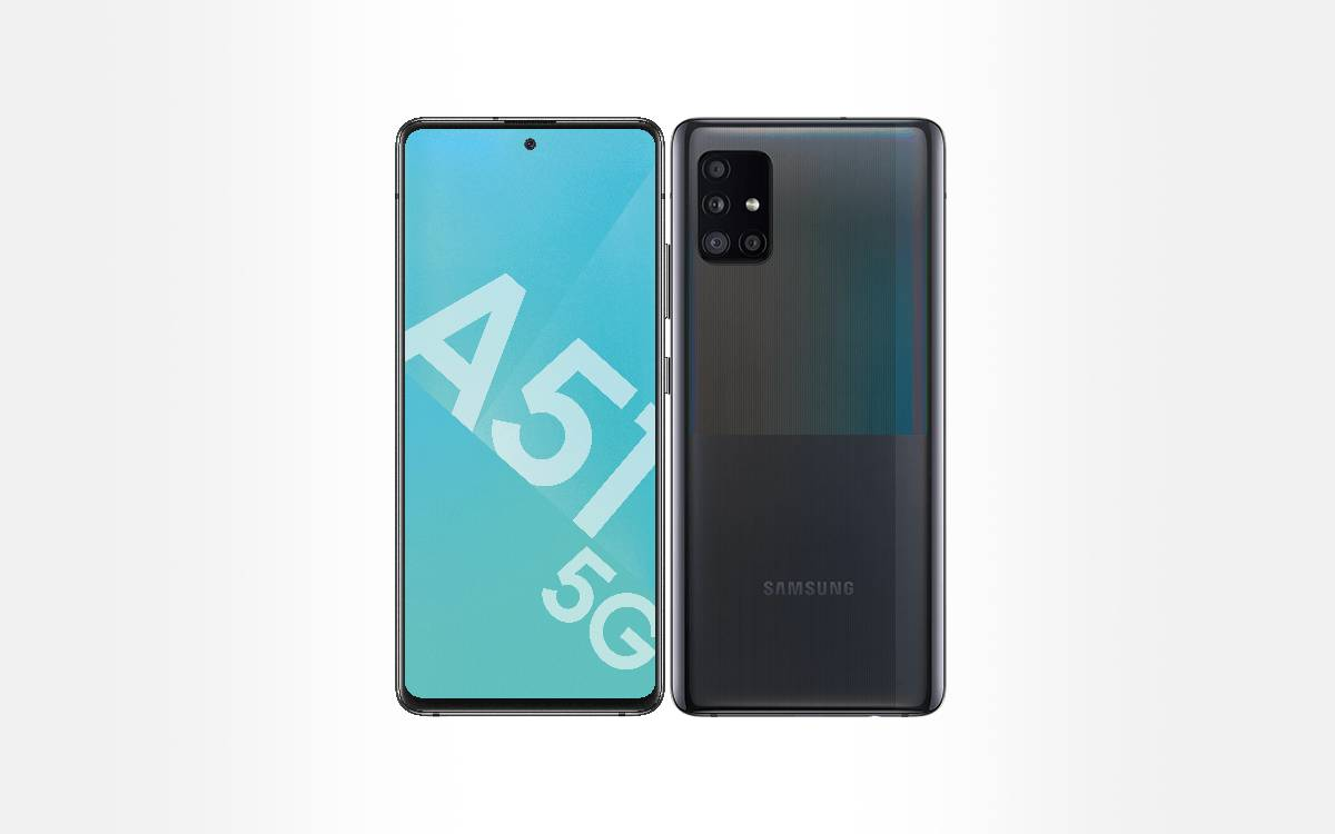 Samsung Galaxy A51 variante 5G chez RED by SFR