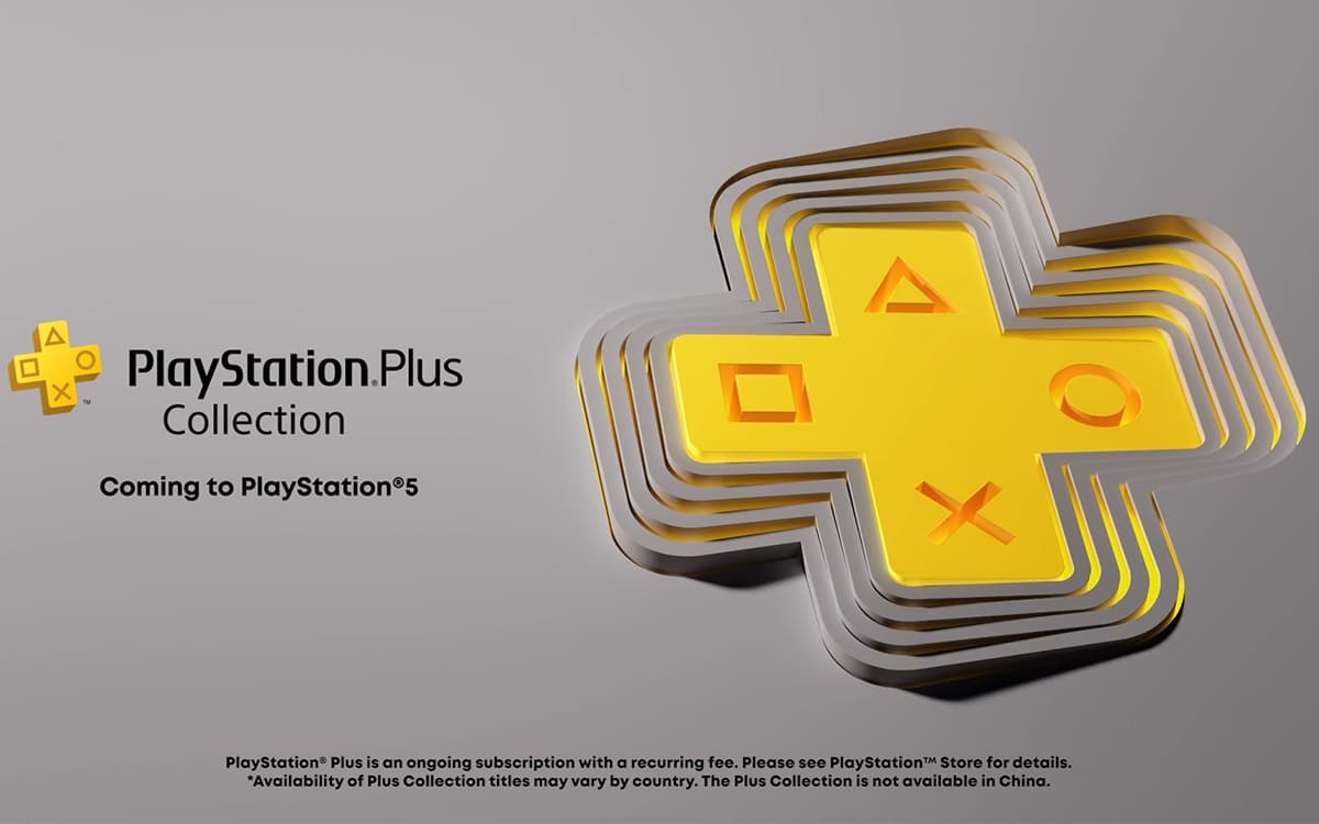 Sony PlayStation Plus Collection pour PS5