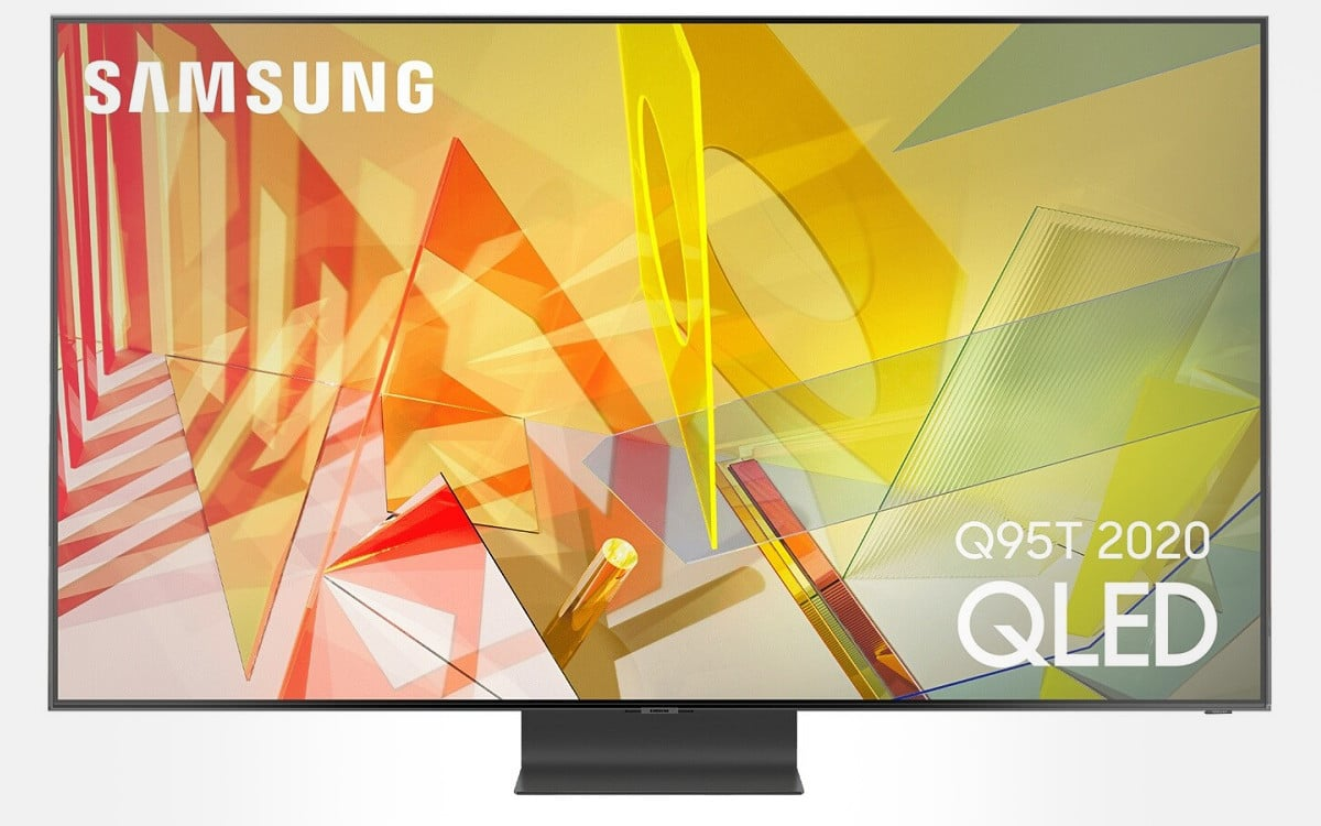 TV QLED SAMSUNG QE55Q95T