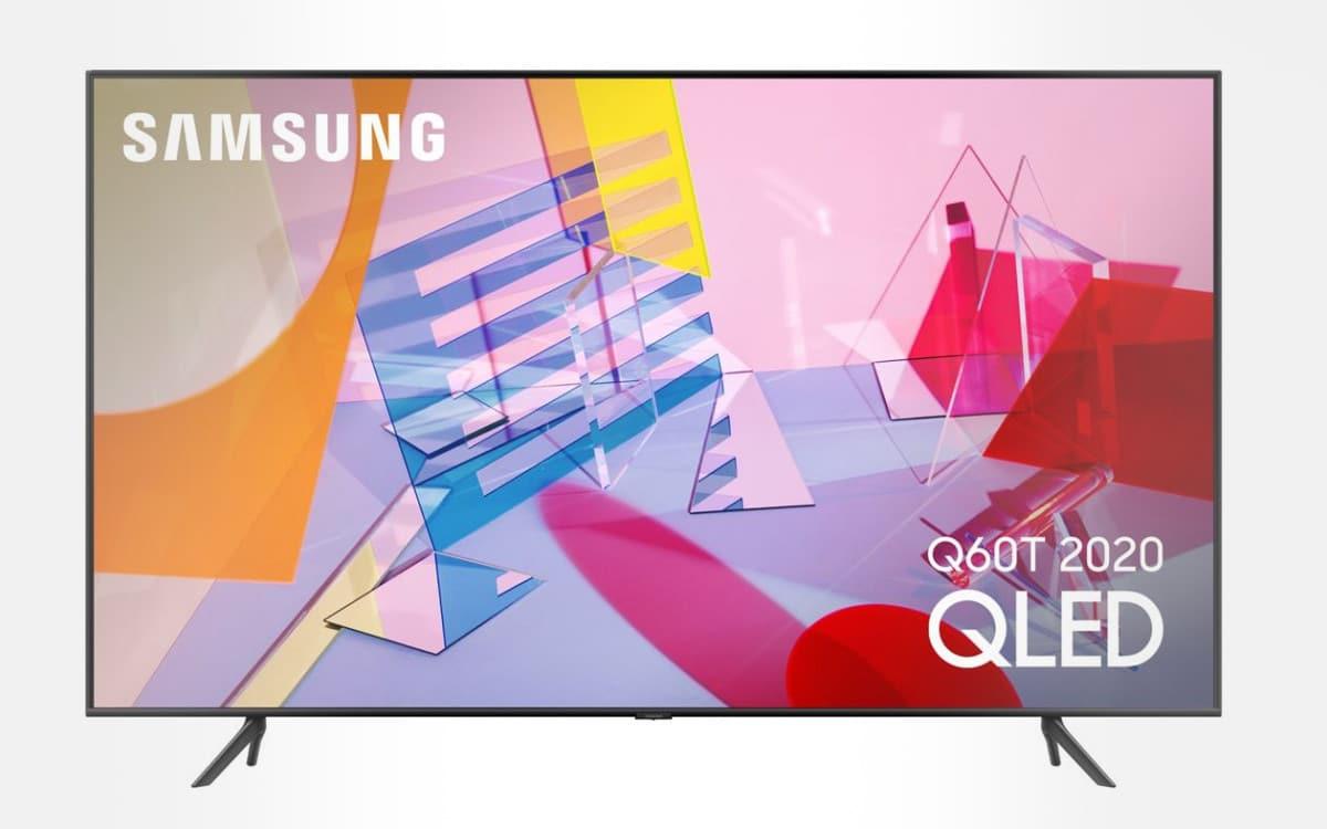 2020 Samsung QE55Q60T QLED TV