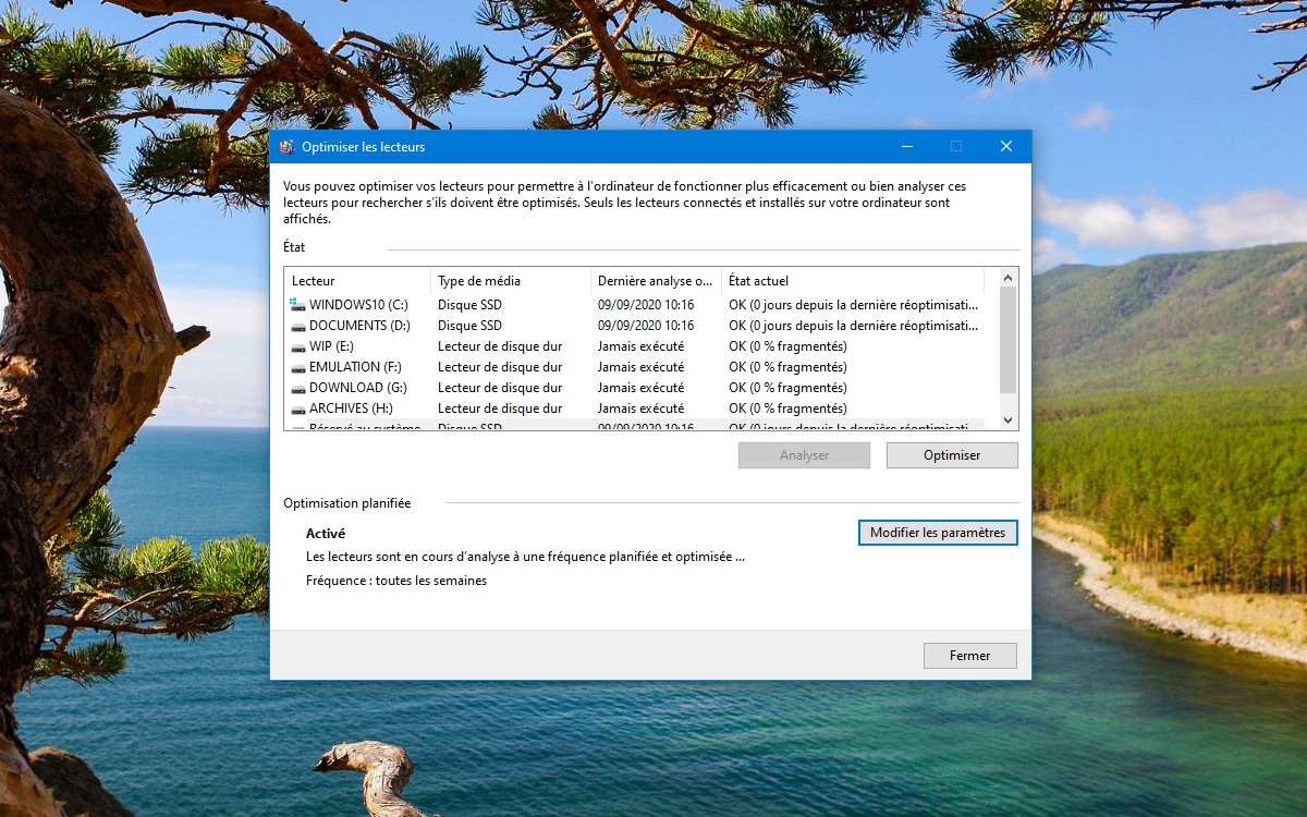 Windows 10 bug SSD resolu