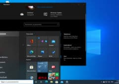 Windows 10 mise a jour octobre 2020