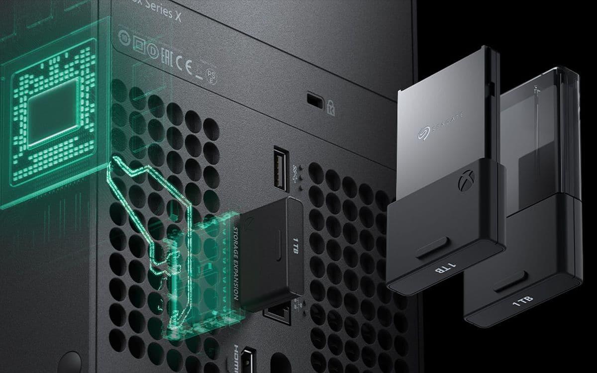 Extension de la Xbox SeX