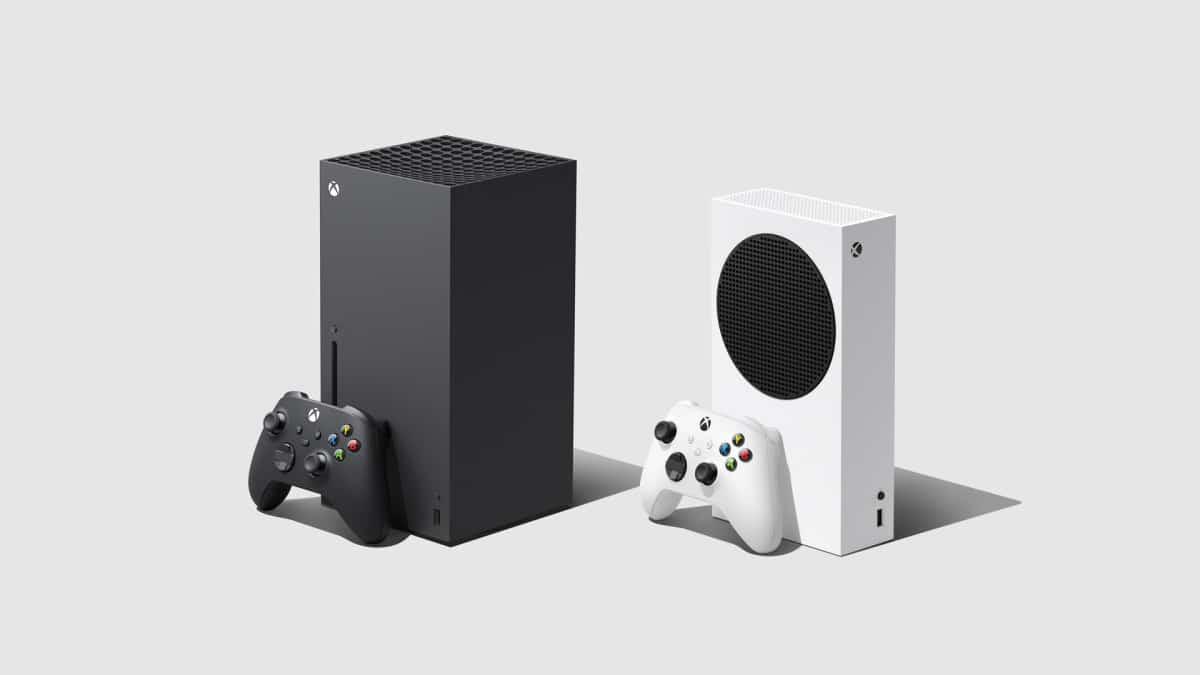 Les deux Xbox Series
