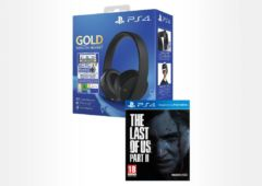 casque sans fil Gold Sony The Last of Us Part II