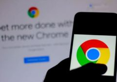 chrome android dns http