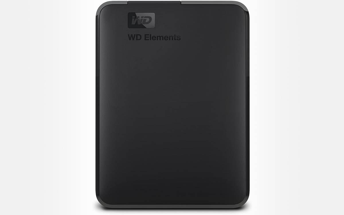 disque dur externe WD Elements 5 To pas cher