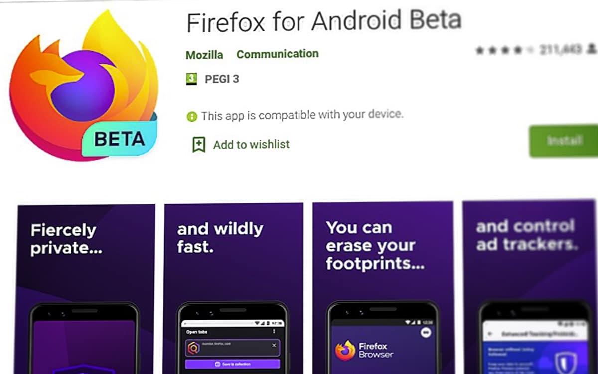 Firefox 81 beta