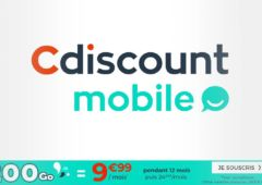 forfait cdiscount mobile french days 2020