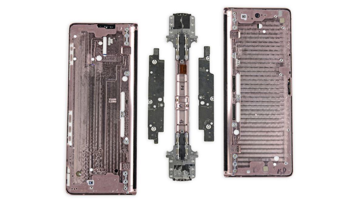 Galaxy Fold 2 iFixit