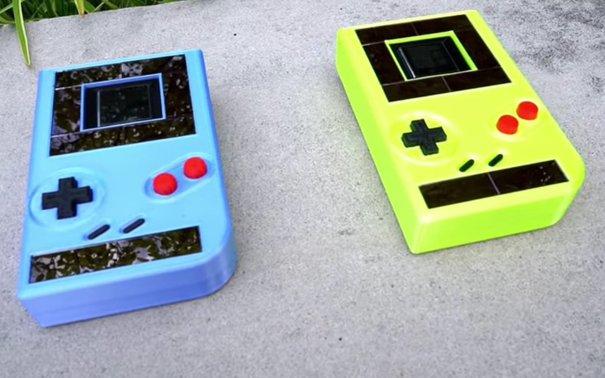 gameboy solaire the engage