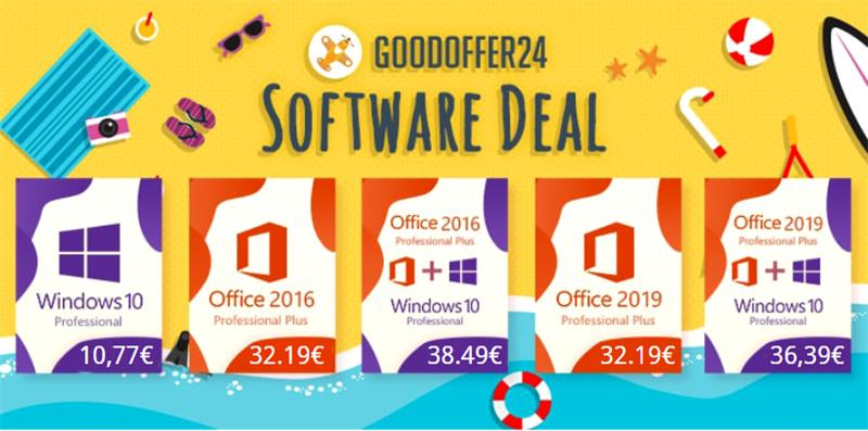 GoodOffer24 Windows10 PA30