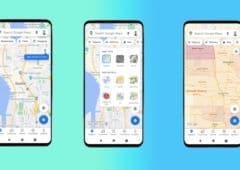 google maps affiche cas covid