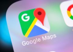 google maps mode sombre 1