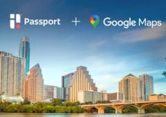 google maps passport paiement