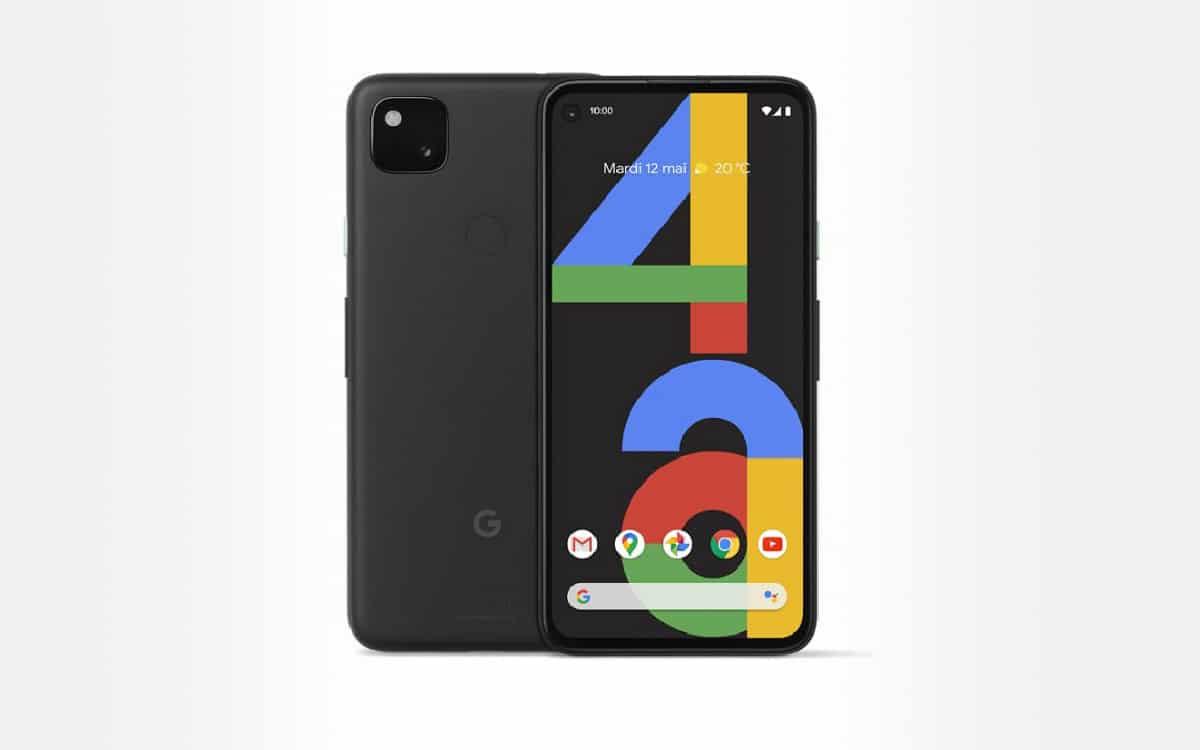 Google Pixel 4a meilleur smartphone milieu de gamme
