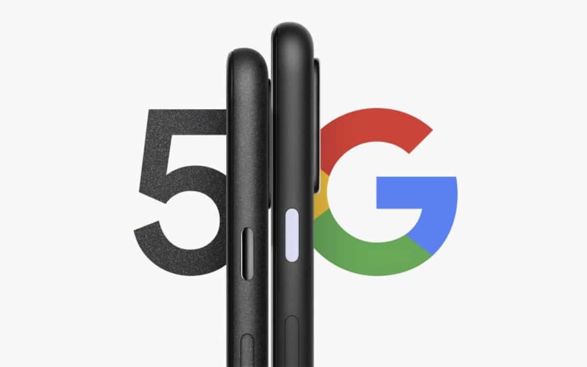 pixel 5 google