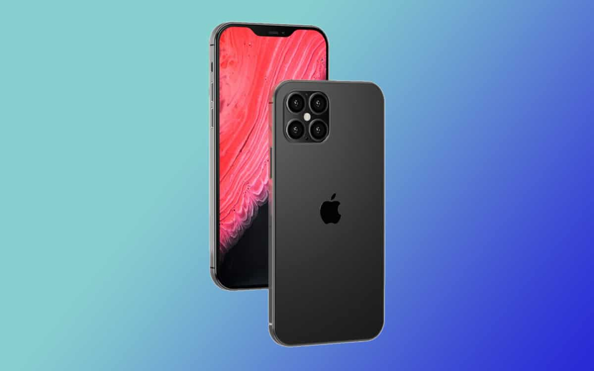 iphone 12 prise main video - iPhone 12: a getting started video shows a design close to the iPhone 11 Pro - PhonAndroid