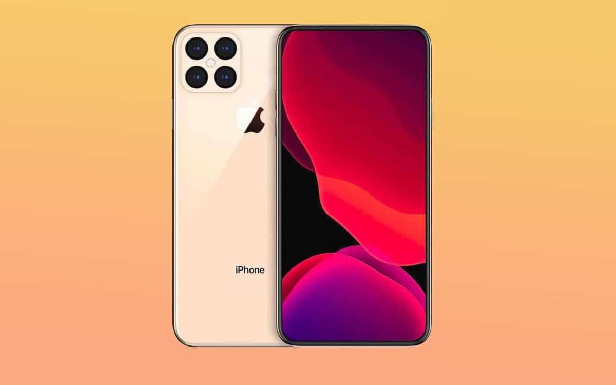 iphone 12 pro max 5g millimétrique