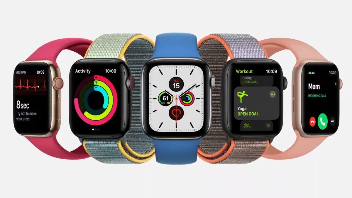 Keynote Apple 2020 Apple Watch
