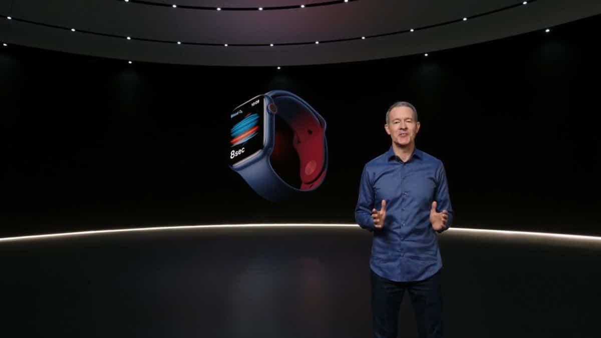 Keynote Apple 2020 Apple Watch Series 6