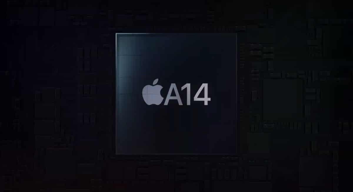 Apple A 14 Bionic