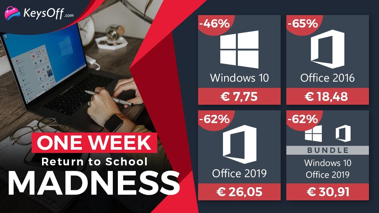 keysworld promo windows office