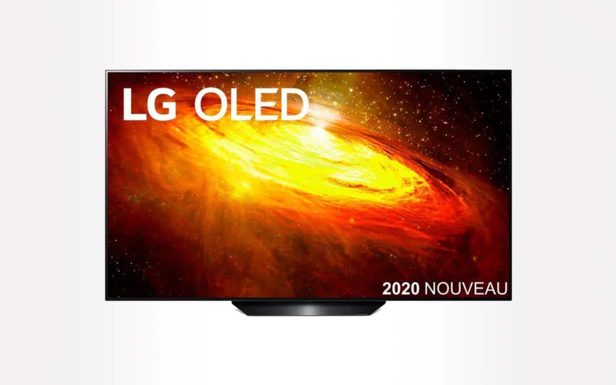 LG OLED TV 4K 55BX6
