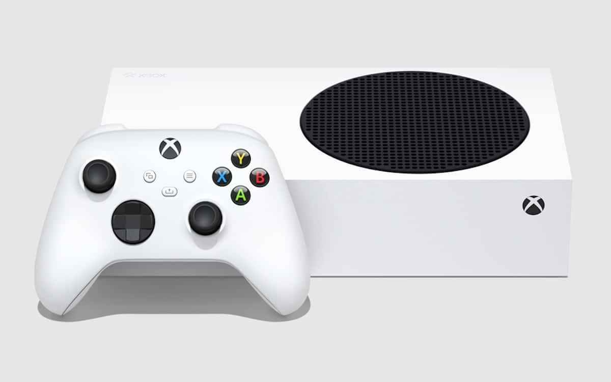 microsoft xbox series s chargement des jeux