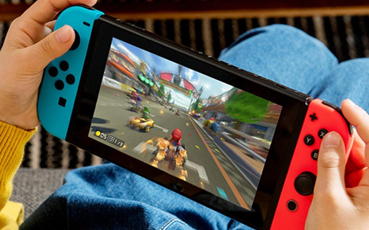 Nintendo Switch : autonomie