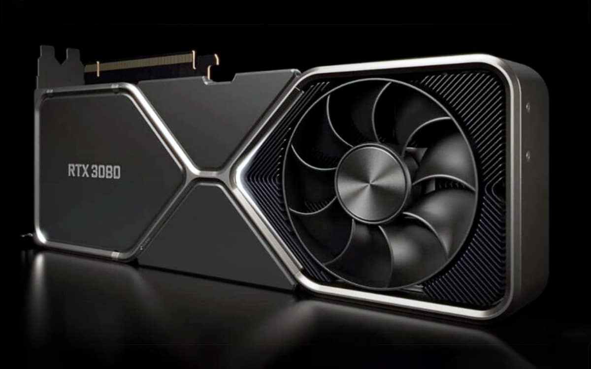 nvidia geforce rtx 3080