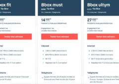 offre Bbox Must Bouygues Telecom